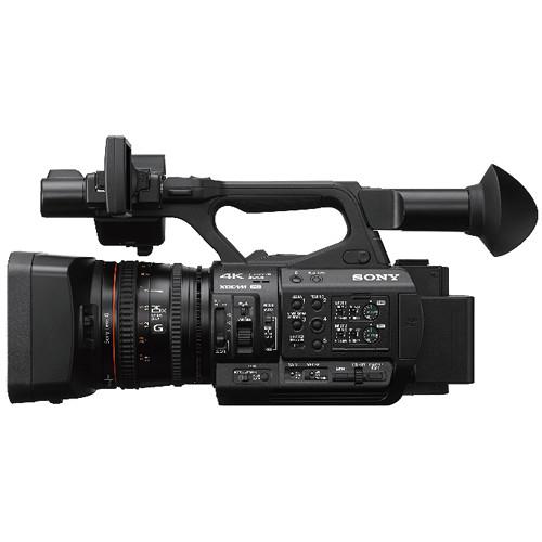 Sony PXW-Z190 4K 3-CMOS 1//3-inch Sensor XDCAM Professional Camcorder Bundle